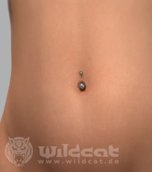 Bauchnabelpiercing (Navel, Nabel Piercing)