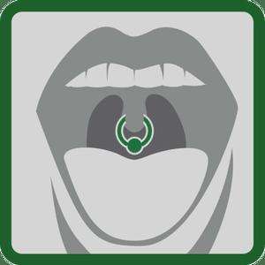 Das Uvula Piercing